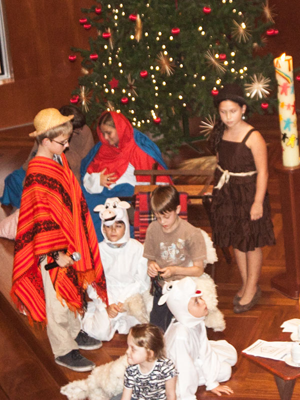 Frohe Weihnachten! | Iglesia Evangélica Luterana en el Perú
